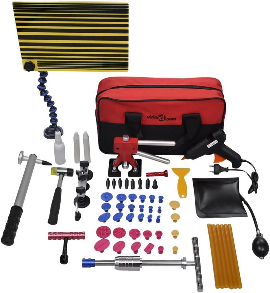 KFZ Ausbeulwerkzeug Dellenlifter Karosserie Ausbeul Dellen Reparatur Werkzeuge