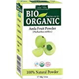 Indus Valley Organic Amla Indian Gooseberry Powder 100 Grams