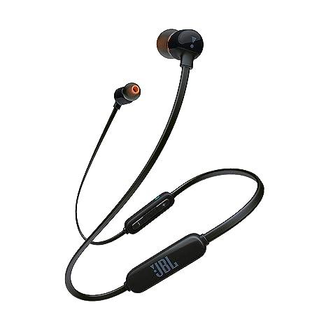 b3ac6352301 Amazon.com: JBL Lifestyle Tune 110BT Wireless in-Ear Headphones, Black:  Electronics