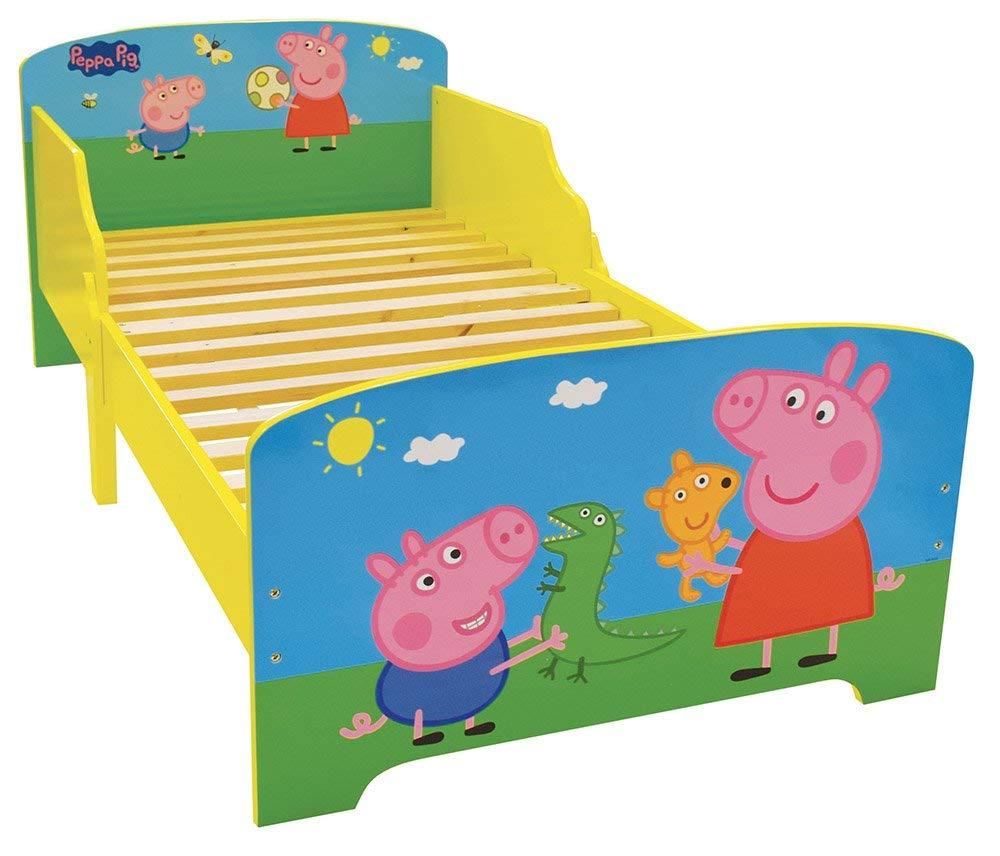 Unbekannt Fun House 712843 Peppa Pig Kinderbett MDF 144 x 77 x 59 cm