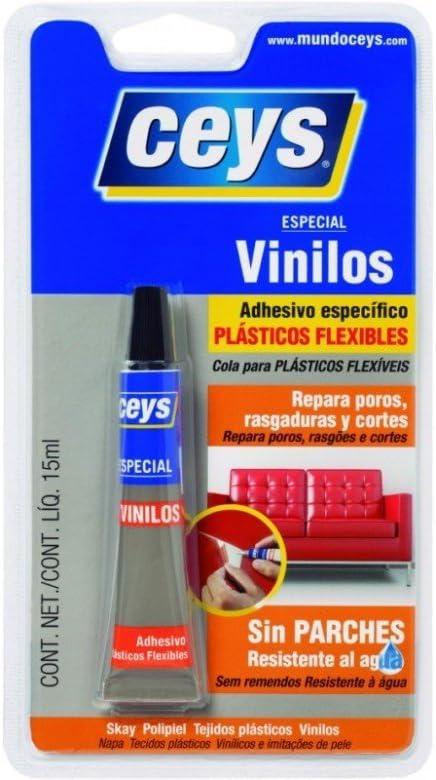 CEYS 501028 PEGAMENTO VINILOS VINILCEYS BLISTER 15 ml: Amazon.es ...