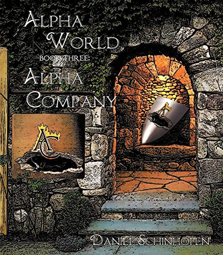 Alpha Company (Alpha World Book 3) cover
