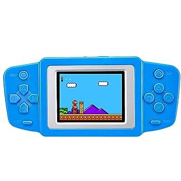 """Retro Consolas de Juegos de Mano Portátil Handheld Game Console 2.5""""LCD HD Pantalla con"""