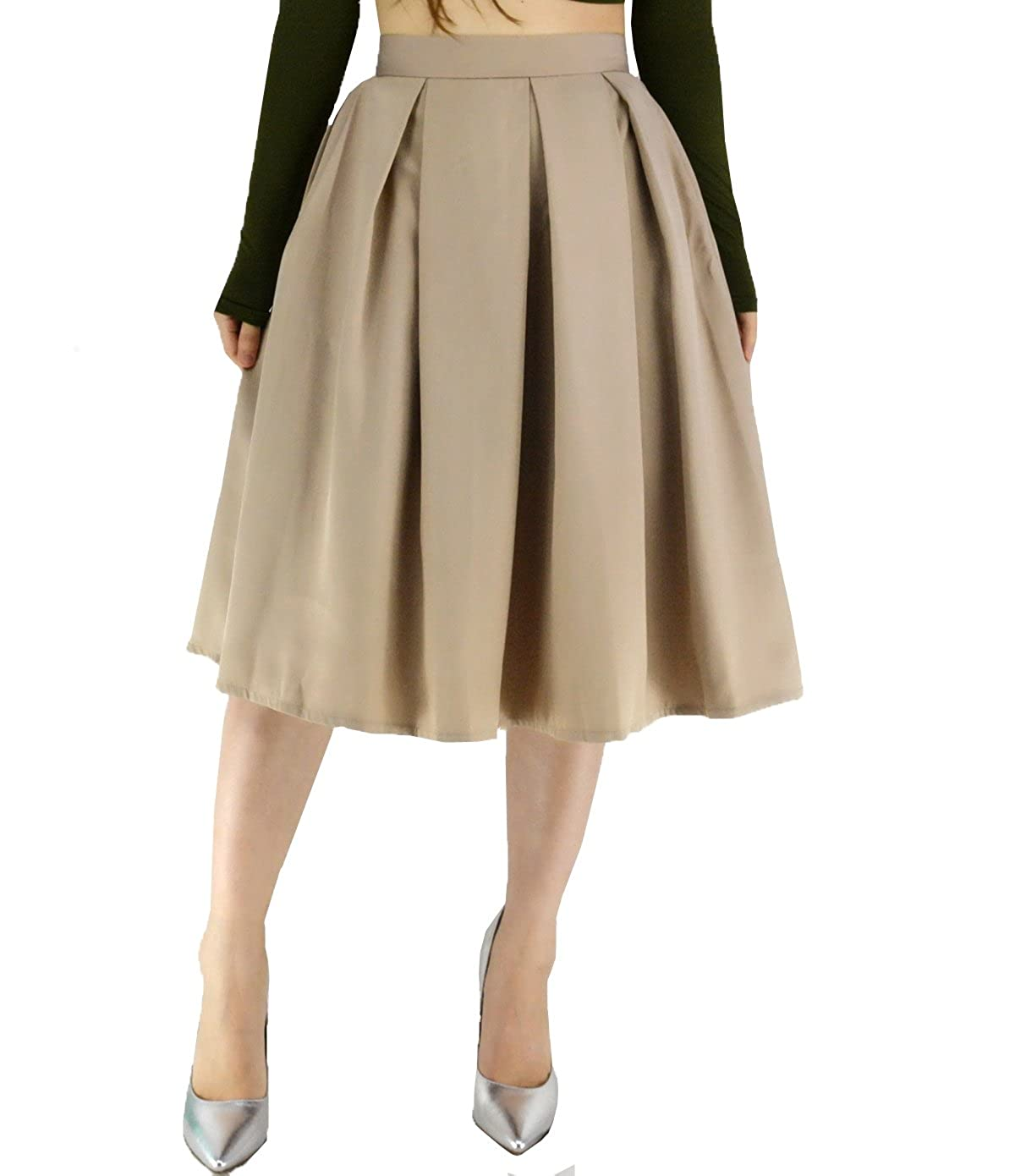 46d365f24436 Top 10 wholesale Midi Swing Skirt - Chinabrands.com