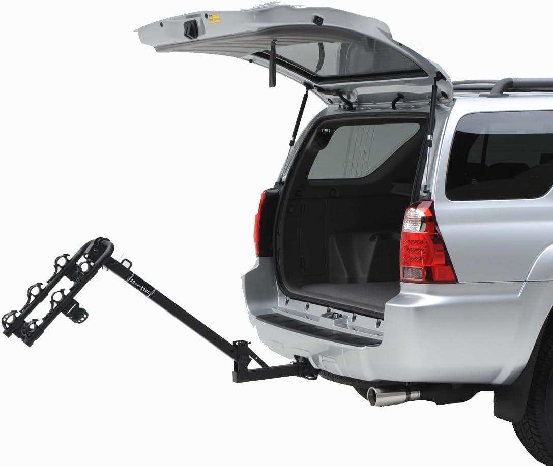 2-Inch Receiver Hollywood Racks HR8000 Traveler 4-Bike Hitch Mount Rack