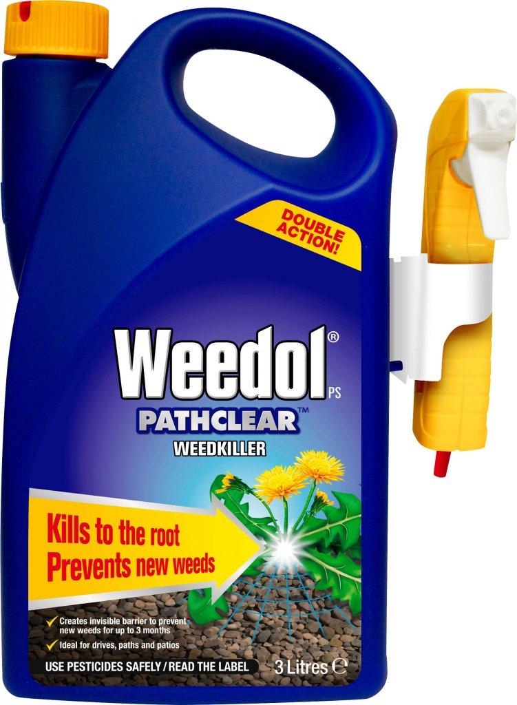 Pathclear Gun! Weedkiller 3L (311916)