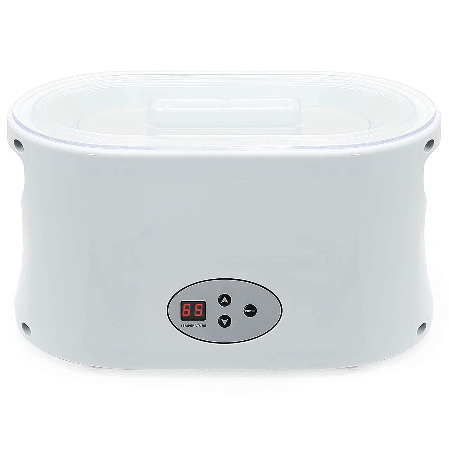 Amazon.com : Salon Sundry Portable Electric Hot Paraffin Wax ... for Paraffin Wax Foot Bath  29jwn