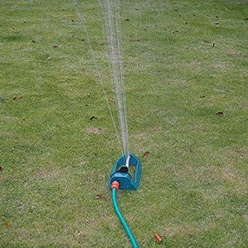 lzndeal 15//18 Trous arroseur de Gazon pivotant arrosage Tuyau de Tuyau darrosage Tuyau connecteur de d/ébit Irrigation du Jardin