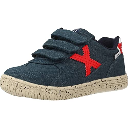 Munich Sport G3 VCO Canvas - Zapatillas Niño Azul Talla 31: Amazon.es: Zapatos y complementos