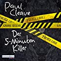 Der Fünf-Minuten-Killer Audiobook by Paul Cleave Narrated by Martin Keßler