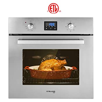 Gasland Chef ES609DS 24'' Convection Wall Oven