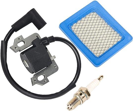 2x Luftfilter für HONDA Motor GCV 160