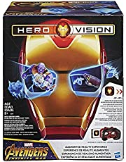 Marvel Avengers: Infinity War Hero Vision Iron Man AR Experience Action Figure