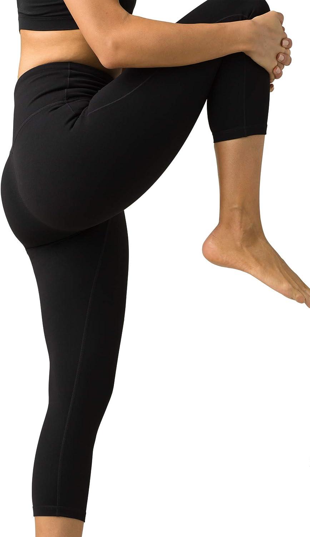 prAna - Women's Transform Capri Black
