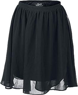 950e7074fb74 Full Volume by EMP Sweet Lady Mittellanges Kleid schwarz XXL  Amazon ...