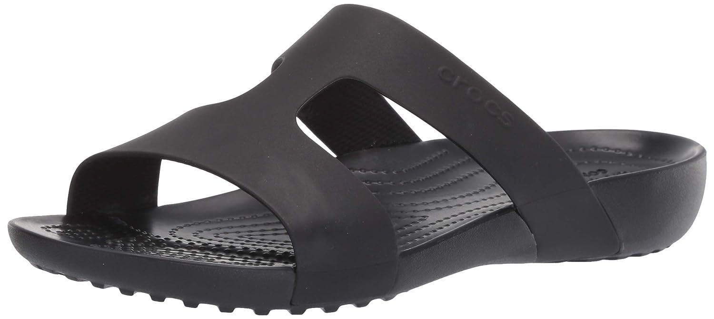 4d262fb31e9ab Amazon.com   Crocs Women's Serena Slide Sandal   Slides