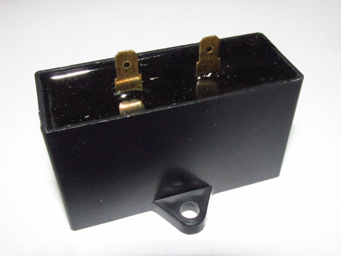65889-4 REFRIGERATOR COMPRESSOR RUN CAPACITOR