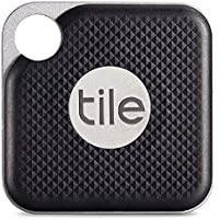 Tile Inc., Pro Black, Bluetooth Tracker and Finder, Water Resistant, Replaceable Battery, Easy to… photo