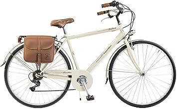 Via Veneto by Canellini Bicicleta Bici Citybike CTB Hombre Vintage Retro Via Veneto Acero