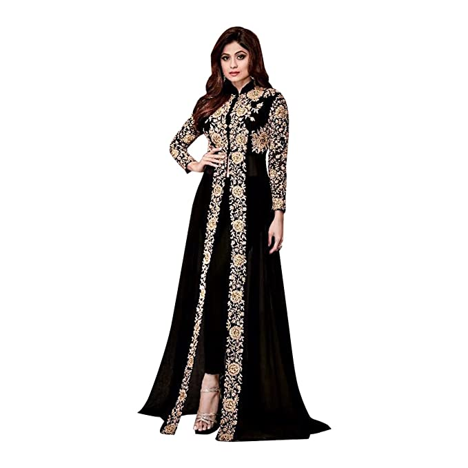 Bollywood Trendy Designer Anarkali Salwar Suit Bridal