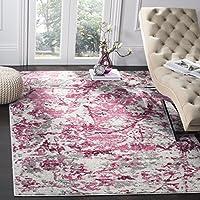 Safavieh SKY186N-3 Area Rug, 3 x 5, Pink