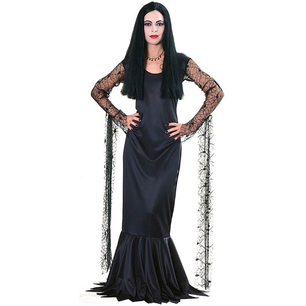 Widman Offizieller Addams Family ™ Morticia Kostüm für Frauen