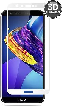 E-Hamii Película Protectora 3D Compatible con Huawei Honor 9 Lite ...