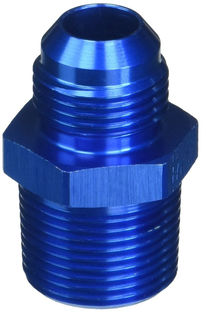 Earl's 981609 Adapter Fitting, 10AN to 3/4' NPT, Steel 10AN to 3/4 NPT Earl' s
