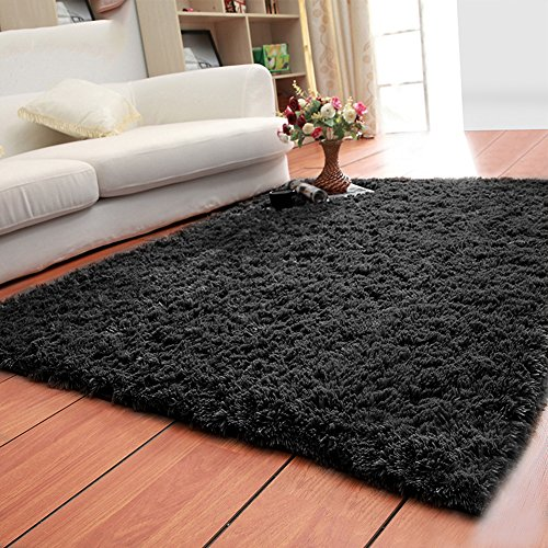 LOCHAS Ultra Soft Indoor Area Rugs Fluffy Living