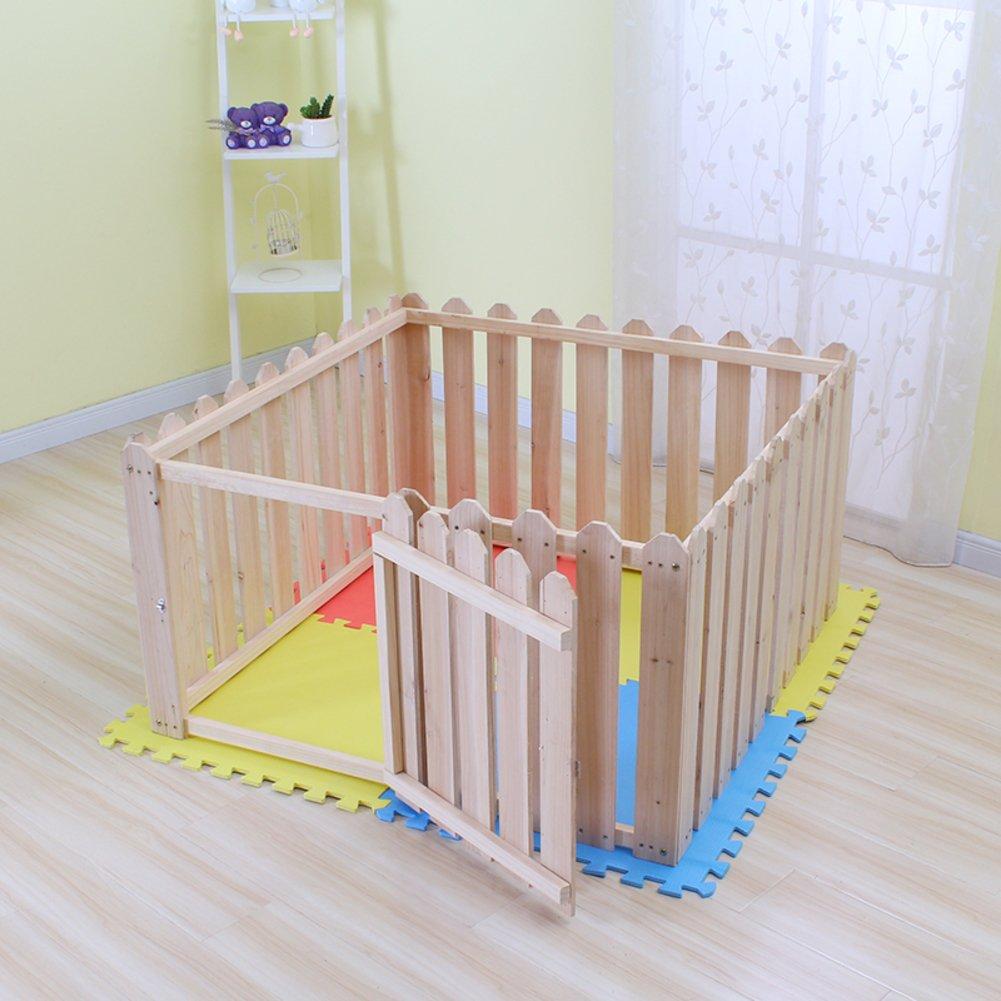 木製の犬のフェンス,ペット犬クレート分離ドア犬ケージ犬小屋を折り畳み式の大中小-A 75x75x50cm(30x30x20) B07D1M51HD 11755 75x75x50cm(30x30x20)|A A 75x75x50cm(30x30x20)