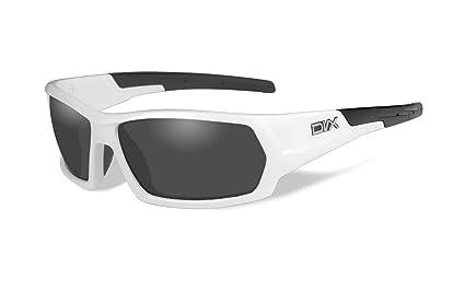2a4727d7b4 Amazon.com  DVX NEXT Polarized Grey Lenses with Gloss Pearl White ...
