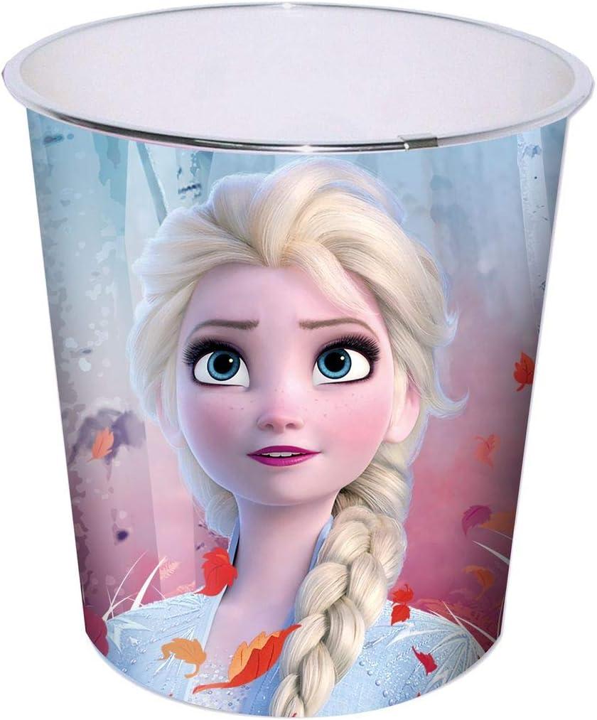 Papelera Frozen WD20738 Kids Euroswan Modelo Aleatorio.