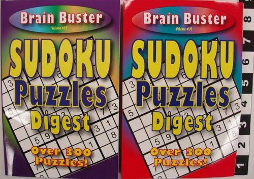 Sudoku Puzzles - Case of 48 by bulk buys