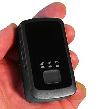 Tiempo real GPS Tracker dispositivo de seguimiento de vehículo para coches | Mini Tracker Espía oculta