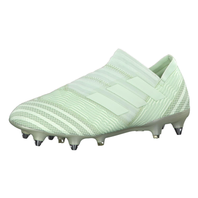 Vert (Aergrn Aergrn Hiregr Aergrn Aergrn Hiregr) 46 EU adidas Nemeziz 17+ SG, Chaussures de Football Homme