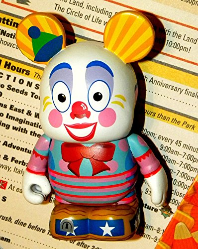 New Disney Theme Park Exclusive Park 11 Colorful Clown Paradise Pier California Adventure Vinylmation 3