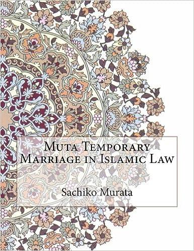 Mutah marriage uk