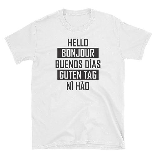 Amazon.com: The many ways we say hello, hello, Bonjour ...