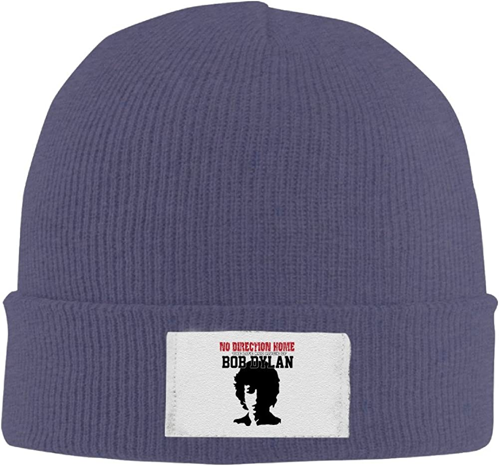 Woolen Bob Dylan No Direction Home Slouchy Beanie