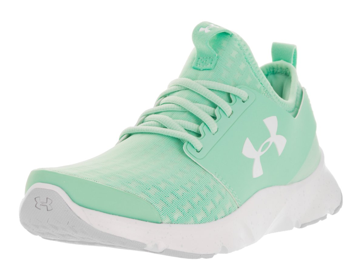 Under Armour Women's UA Drift Running Shoes B018F1U032 10 B(M) US|Crystal/White/White