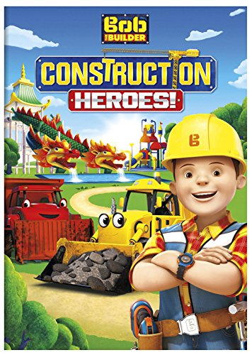 Bob The Builder: Construction Heroes! (Snap Case, Slipsleeve Packaging)