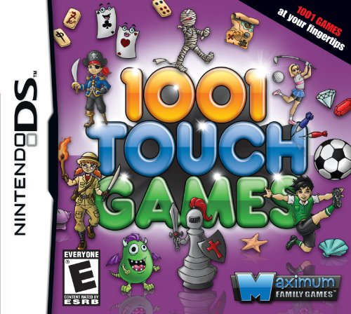 1001 Touch Games - Nintendo - Us 1001