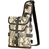 Protector Plus Tactical Chest Pack Military Sling Bag Daypack Backpack Casual Shoulder Bag Crossbody Duty Gear