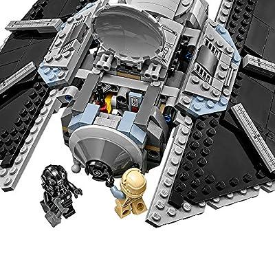 LEGO 75154  Star Wars TIE Striker Star Wars Toy: Toys & Games