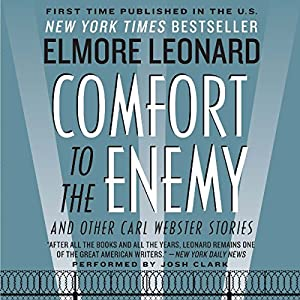 Comfort to the Enemy and Other Carl Webster Stories Audiobook