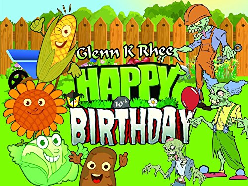 Custom Video Game Style Birthday Poster for Kids - Size (Free Poster Templates)