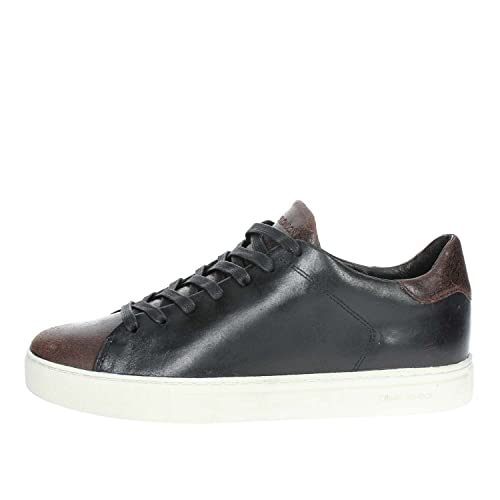 dbd1c117db28 Crime London 92101K18.20 Sneakers Uomo Nero/Marrone 44: Amazon.it: Scarpe e  borse