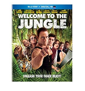 Cover Image for 'Welcome to the Jungle'