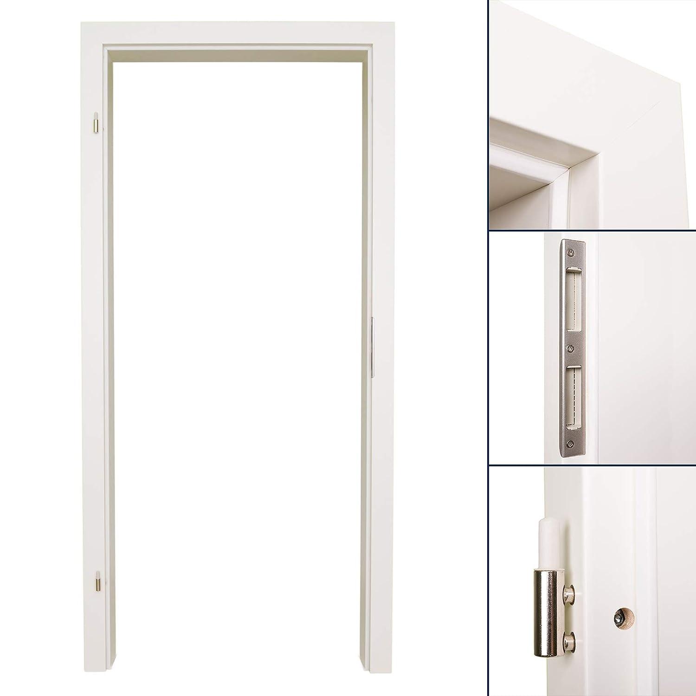 HORI/® T/ür-Zarge I in verschiedenen Dekoren und Gr/ö/ßen I T/ürrahmen passend f/ür alle Zimmert/üren in DIN Gr/ö/ße