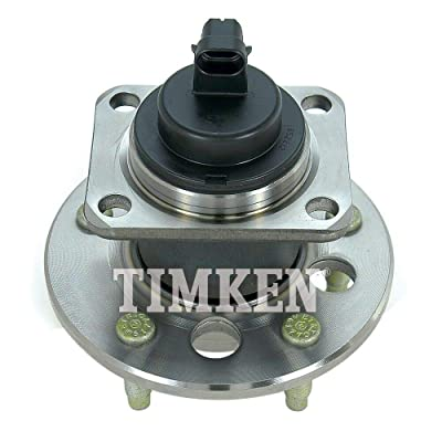 Timken 512152 Axle Bearing and Hub Assembly: Automotive